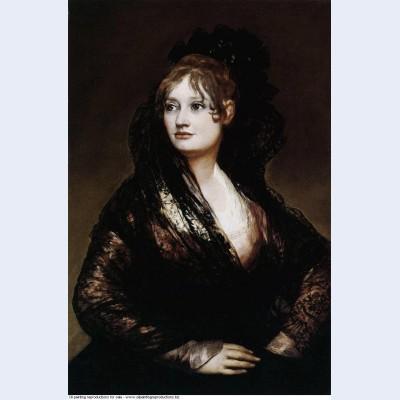 Dona isabel de porcel 1806