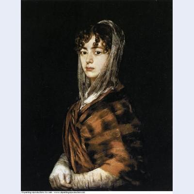 Francisca sabasa y garcia 1808