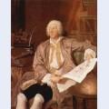 Portrait of carl gustaf tessin