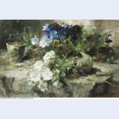 Flower paintings 29