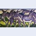 Donkey frieze