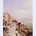 A view of posilippo naples
