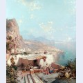 Amalfi the gulf of salerno
