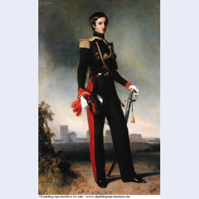 Antoine marie philippe louis d orleans duc de montpensier 1844