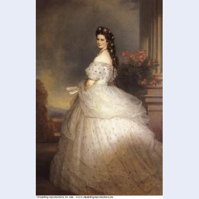 Elizabeth empress of austria 1865
