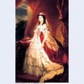 Portrait of augusta of saxe weimar eisenach