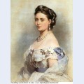 The princess victoria princess royal as crown princess of prussia in 1867