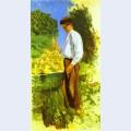 Louis auriol fishing