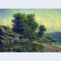 Landscape pargolovo