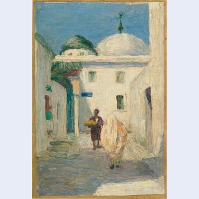 Moschee in tunis