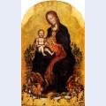 Madonna with child gentile da fabriano
