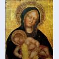 Madonna with child gentile da fabriano 2