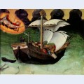 Quaratesi altarpiece st nicholas saves a storm tossed ship