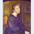 Portrait of mme lemmen