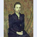 Portrait of the artist s sister