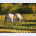 Farm women at work