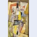 Cubist composition 3