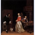 The suitor s visit