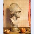 Bust of minerva