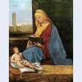 Virgin and child the tallard madonna