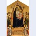 Madonna in maest