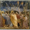 The arrest of christ kiss of judas