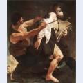 San giacomo condotto al martirio
