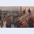 The burning of archpriest avvakum