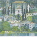 Chruch in cassone