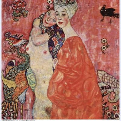 The women friends 1917