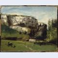 Landscape of franche comte