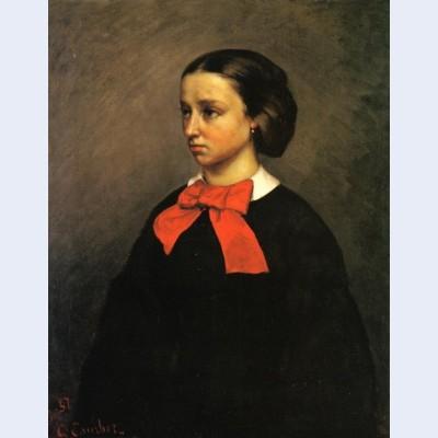 Portrait of mlle jacquet