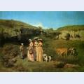The village maidens