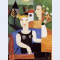 L artiste et sa femme