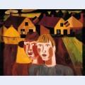 Le couple au village