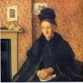 Portrait of mrs atkinson