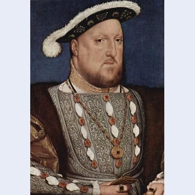 Portrait of henry viii king of england