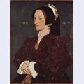 Portrait of margaret wyatt lady lee
