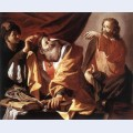 The calling of st matthew 2
