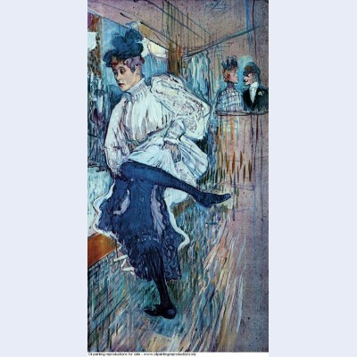 Jane avril dancing 1892 1