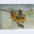 La charrette anglaise the english dog cart 1897