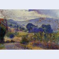 Cabasson landscape study