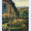 Garden of the artist