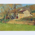 Labastide farmhouse near labastide du vert
