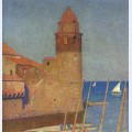 View of collioure