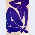 Blue nude iii 1952