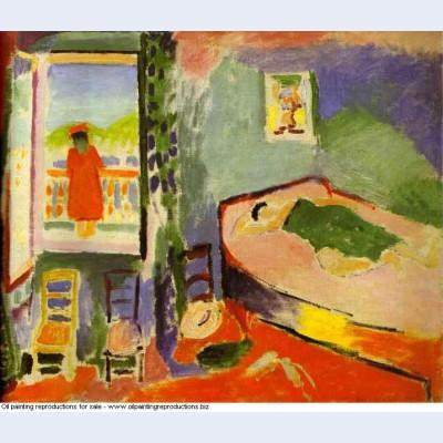 Collioure interior 1905