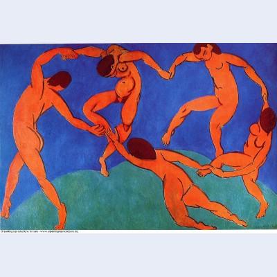 Dance ii 1910