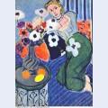 Odalisque blue harmony 1937