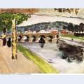 Parade platanes 1917